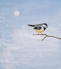 'Toowong', 2004, acrylic on canvas board, 24cm x 21cm