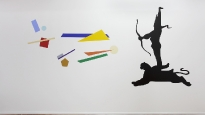 57_warrior-constructivisim-2011-acrylic-on-wall-balloons-and-cement-paver-milani-gallery-brisbane_0